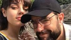 Dani Mateo presenta a su novia en Instagram: «Nos llevamos 15 putos años»