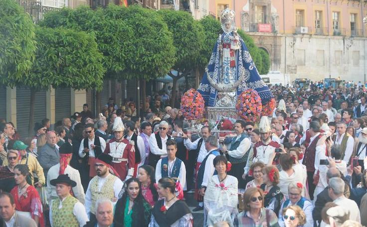 Misa y Procesión del Bando de la Huerta 2018