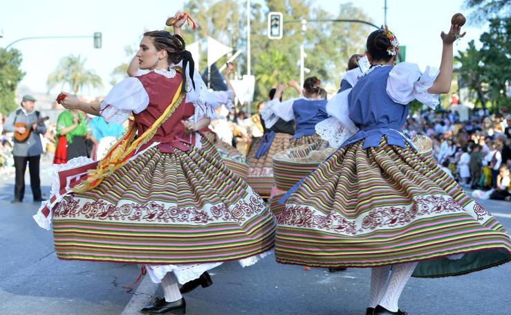 Desfile del Bando de la Huerta 2018 (I)