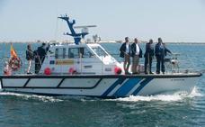 Refuerzan las labores de vigilancia marítima en el Mar Menor con una nueva embarcación
