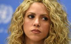 Así disimula Shakira su alopecia