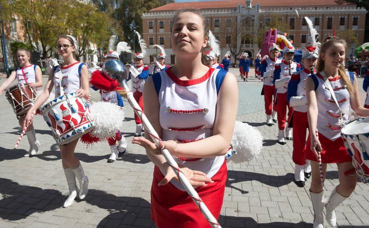La Sardina no se olvida de los pequeños tutelados por la Comunidad