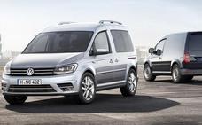 El Volkswagen Caddy GNC brilla entre los vehículos para trabajar