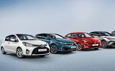 Los modelos Toyota, los más fiables
