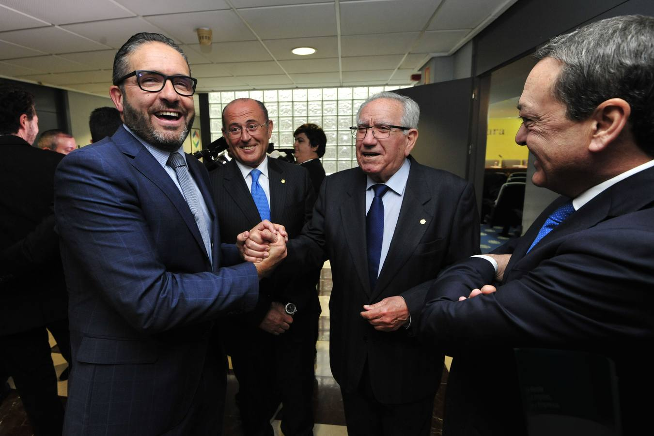 López Abad, elegido por unanimidad nuevo presidente de la Cámara de Comercio de Murcia