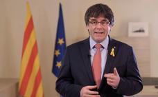 Puigdemont, más cerca de poder ser investido aunque no acuda al Parlamento