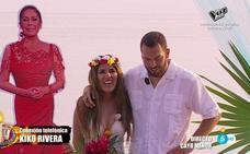 Isa Pantoja y Alberto Isla se casan por el rito garífuna
