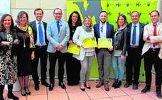 El Info entrega los premios al emprendedor del mes