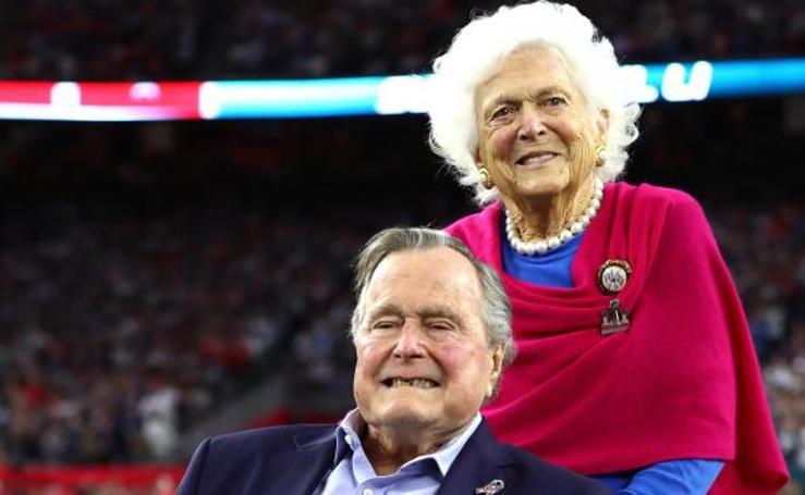 Muere la ex primera dama de EE UU Barbara Bush