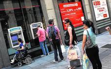 Hogares y firmas murcianas liquidan el 41% de su deuda creada en la crisis