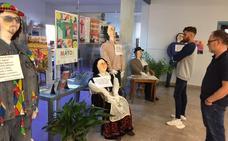Una exposición sobre los corremayos mayores abre el programa de las fiestas