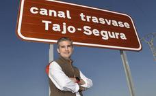 Miguel Ángel del Amor Saavedra: «Llevo el trasvase en mis venas. La polémica que se genera con el Tajo-Segura no debe amedrentarnos»