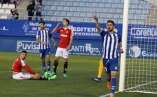 El triunfo del Lorca FC más amargo