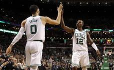Rozier se consagra líder en el triunfo de Celtics