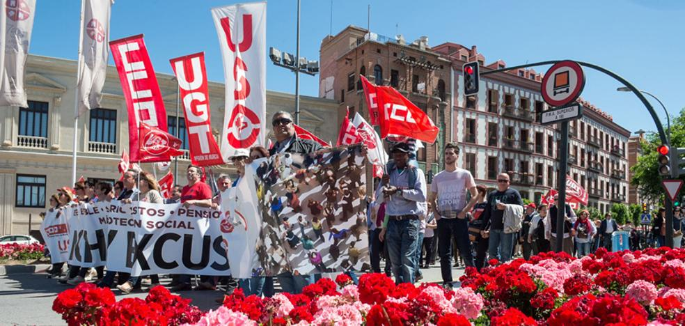 200.000 trabajadores están pendientes de negociar sus condiciones laborales