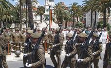 Jura de bandera en Cartagena y homenaje a los caídos el 2 de mayo de 1808