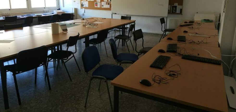 Desvalijan la Escuela Superior de Diseño de Murcia