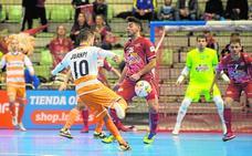 ElPozo quiere la Copa Federación «para llegar en forma al 'playoff'»