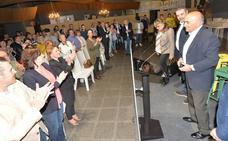 Garre reta a Cs, PSOE y PP a realizar un debate sobre los trasvases