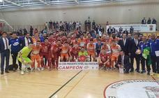 ElPozo Murcia conquista la octava Copa Presidente