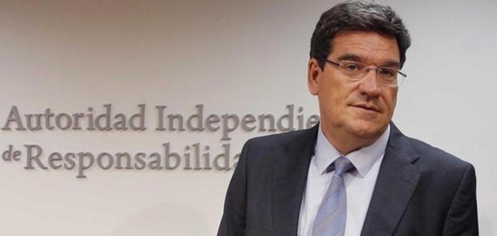 La Autoridad Fiscal critica la flexibilización de la regla de gasto para las comunidades