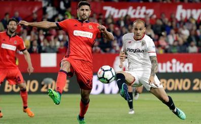 El Sevilla de Caparrós se redime y deja fuera de Europa a rival directo