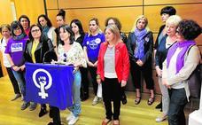La Asamblea Feminista echa a andar con una manifestación en Murcia
