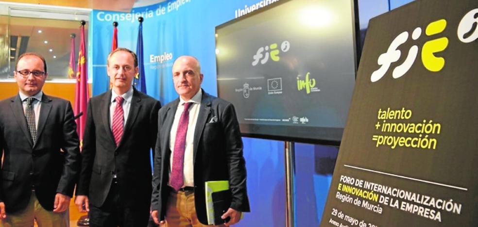 Más de 200 firmas asistirán al Foro de Internacionalización e Innovación