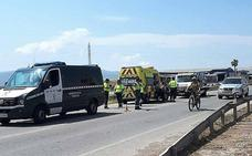 Muere un ciclista de 78 años atropellado en Totana