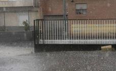 Posibles tormentas de granizo este miércoles por la tarde en el interior de la Región