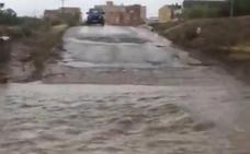 El 112 atiende 23 asuntos relacionadas con las tormentas en la Región