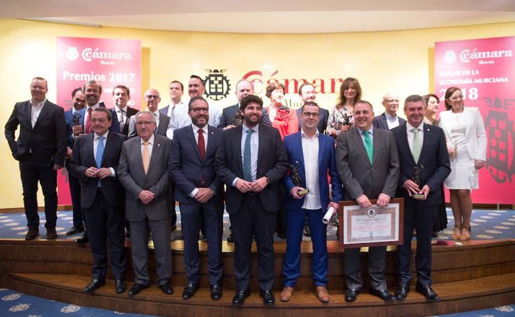 La Cámara de Comercio de Murcia otorga sus Premios Mercurio