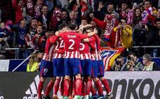 La experiencia es un punto a favor… del Atlético