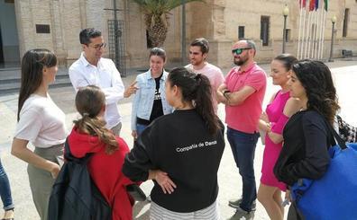 José Carlos Martínez abre las puertas de la Compañía Nacional a los alumnos de la UCAM