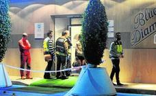 'El Chino' pide «perdón» por los crímenes de la discoteca Blue Diamond