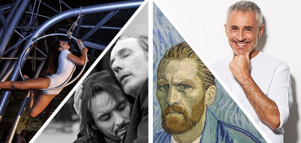 Los museos acaparan un fin de semana cargado de arte