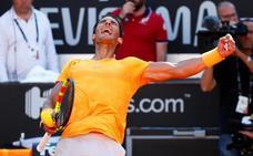 A Nadal no le tose ni Djokovic