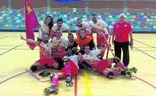 El Patín Hockey termina la Liga invicto y sube a Primera