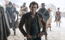 'Star Wars' manda en la cartelera con la precuela sobre Han Solo