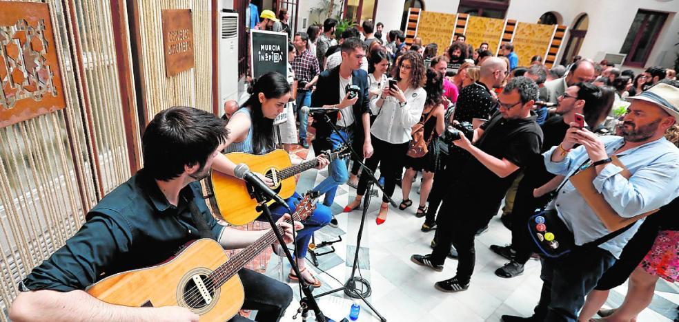 Murcia Inspira se propone «descubrir» el talento creativo de la Región
