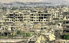 Damasco aleja la guerra