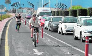 El Tribunal de Cuentas abre una investigación sobre los carriles bici de las grandes rondas