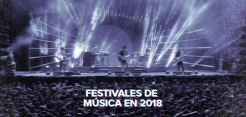 ¿Cómo vive una banda un festival?