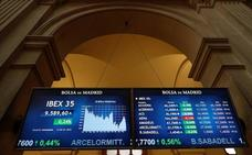 El Ibex-35 pierde los 9.500 el día de la moción por la guerra comercial