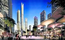 La nueva ciudad faraónica
