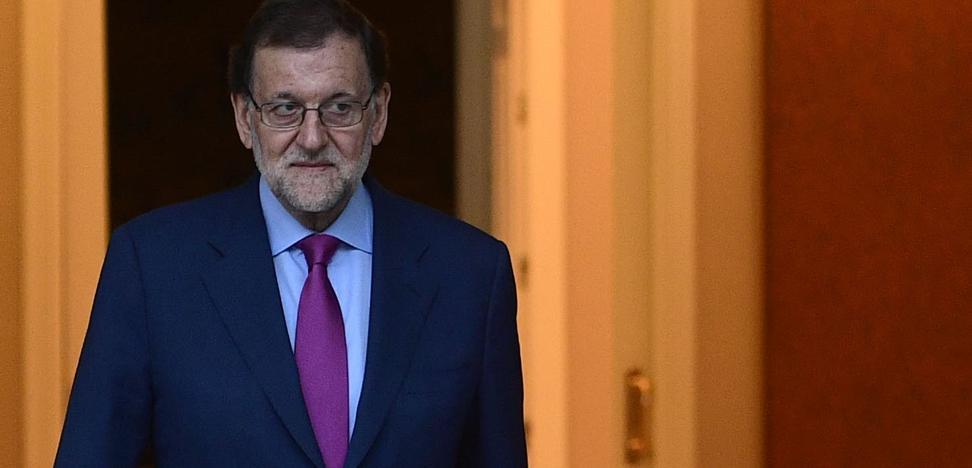 Las últimas horas de Rajoy en la Moncloa