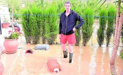 La tromba de agua recarga los pantanos de la cabecera con 6 hectómetros cúbicos