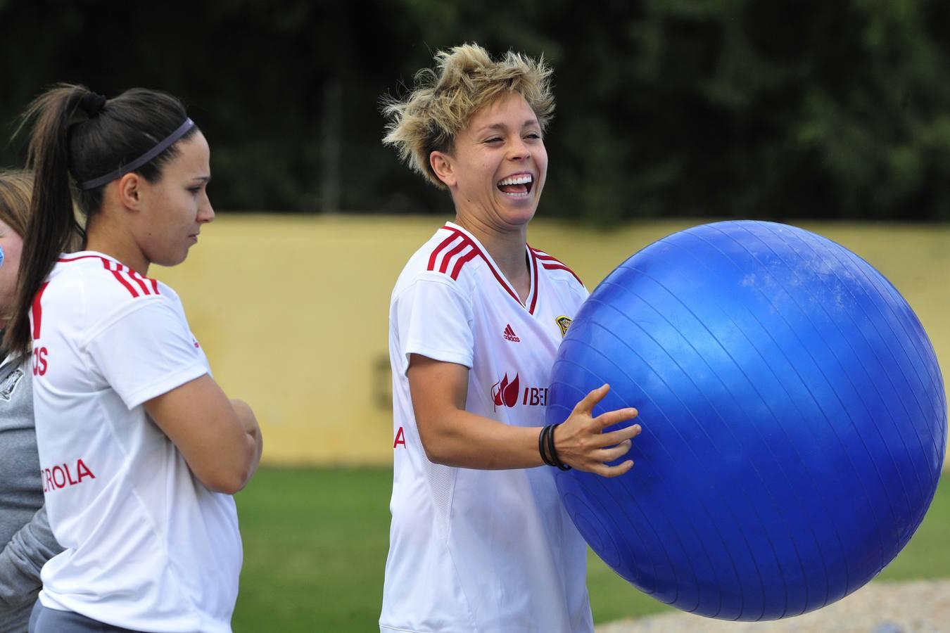 El España-Israel del jueves servirá para promocionar el fútbol femenino en la Región