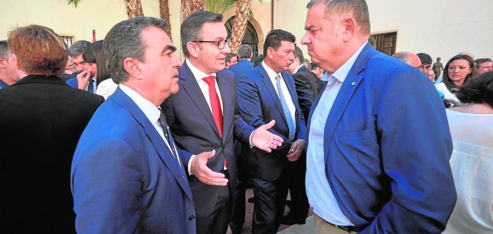 Vuelve la cohabitación política a la Región con mucho poder en manos de Conesa