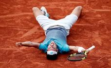 Cecchinato se mete en semifinales tras batir a Djokovic